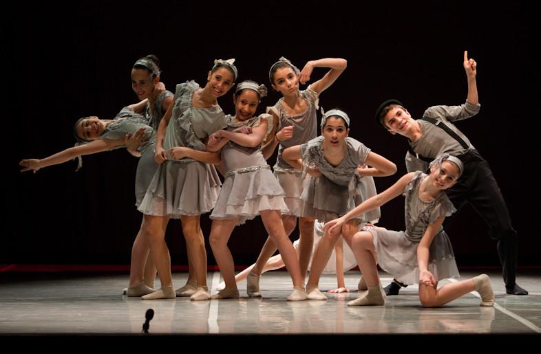 video saggi scuole di danza